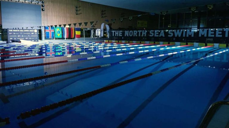 north sea swim meet